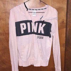 Zip up PINK jacket